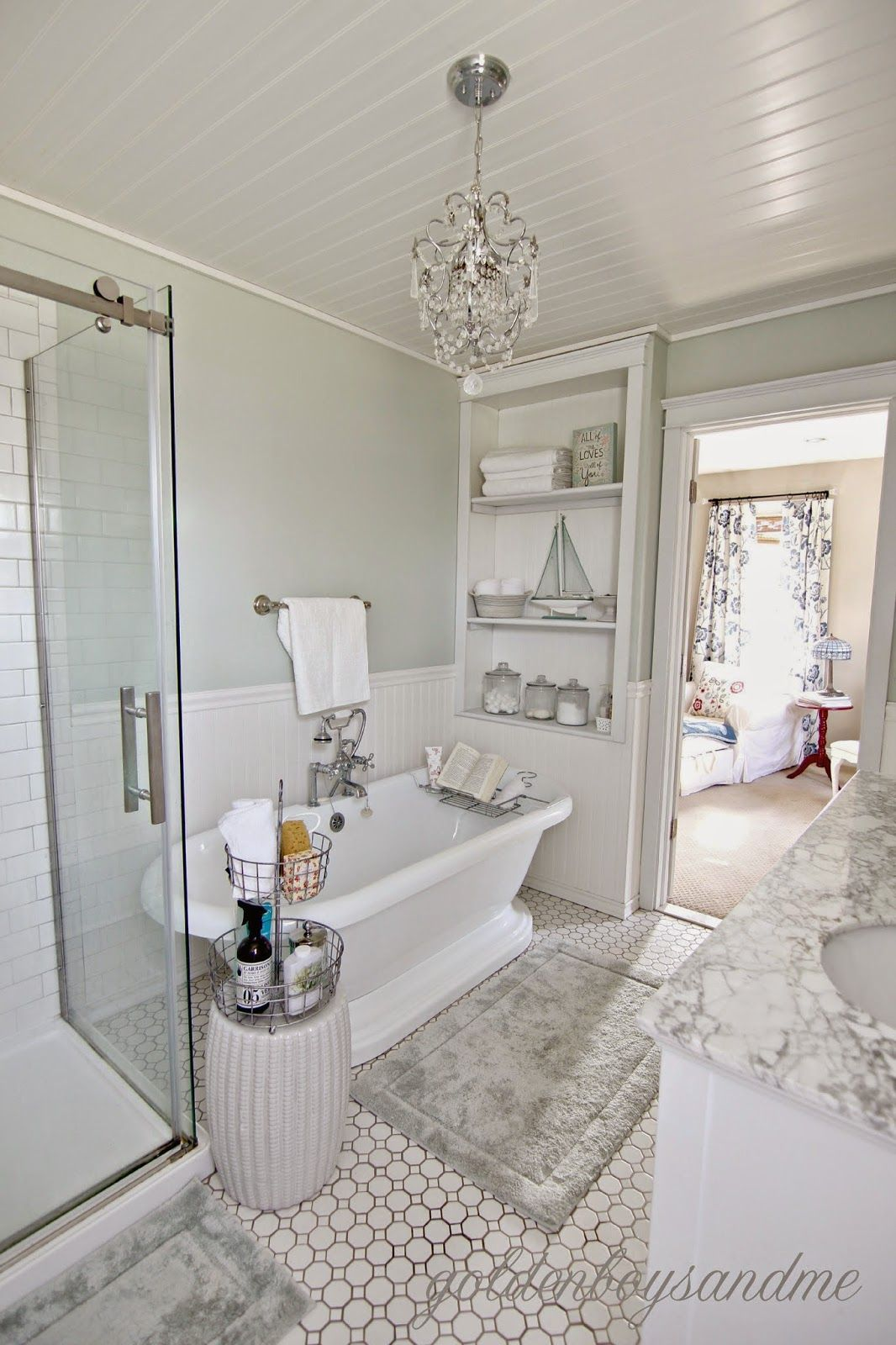 Revisiting The Master Bathroom Amp Our 2 Year Blogiversary