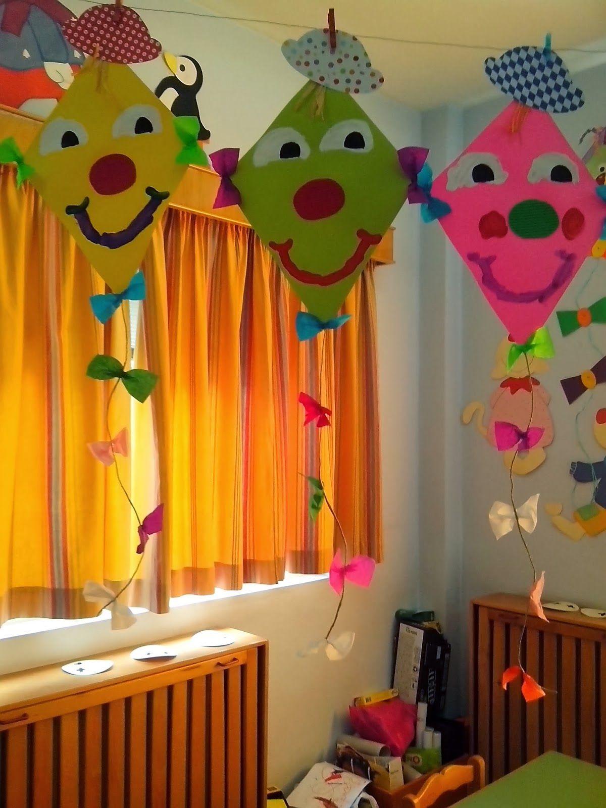 Maro S Kindergarten Colorful Kites