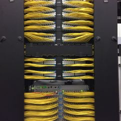 Structured Media Panel Diagram Atp And Adp First Post Cable Cabling Data Center Design