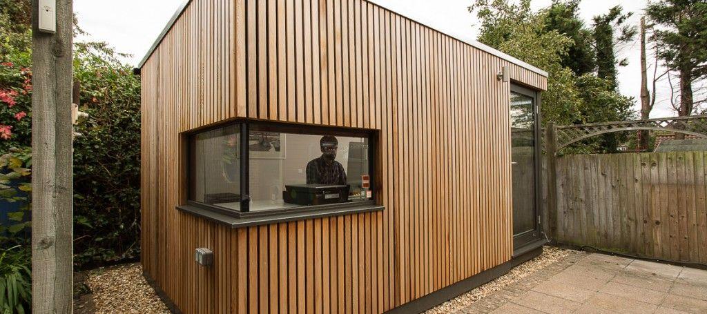 Garden Office Designs Garden Office Pod Brighton Green Studios