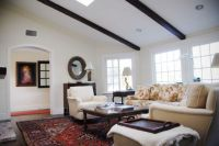 The Versatility of Persian Rugs | Persian, Living rooms ...