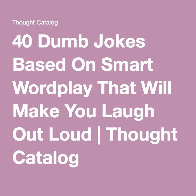 Make Me Laugh Out Loud Jokes