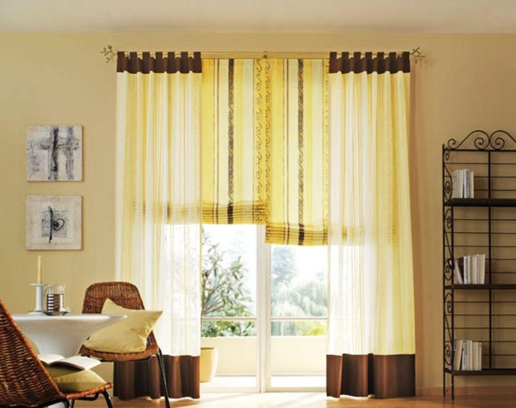 deko ideen gardinen wohnzimmer dekoideen gardinen