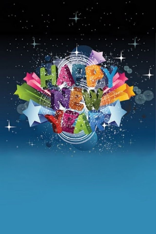 Cute Animated Wallpapers For Cell Phones Hd Cool Happy New Year Iphone 4 Wallpapers Happy New
