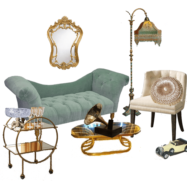 Get The 1920s Look In Your Home With Décor Inspired By The Great