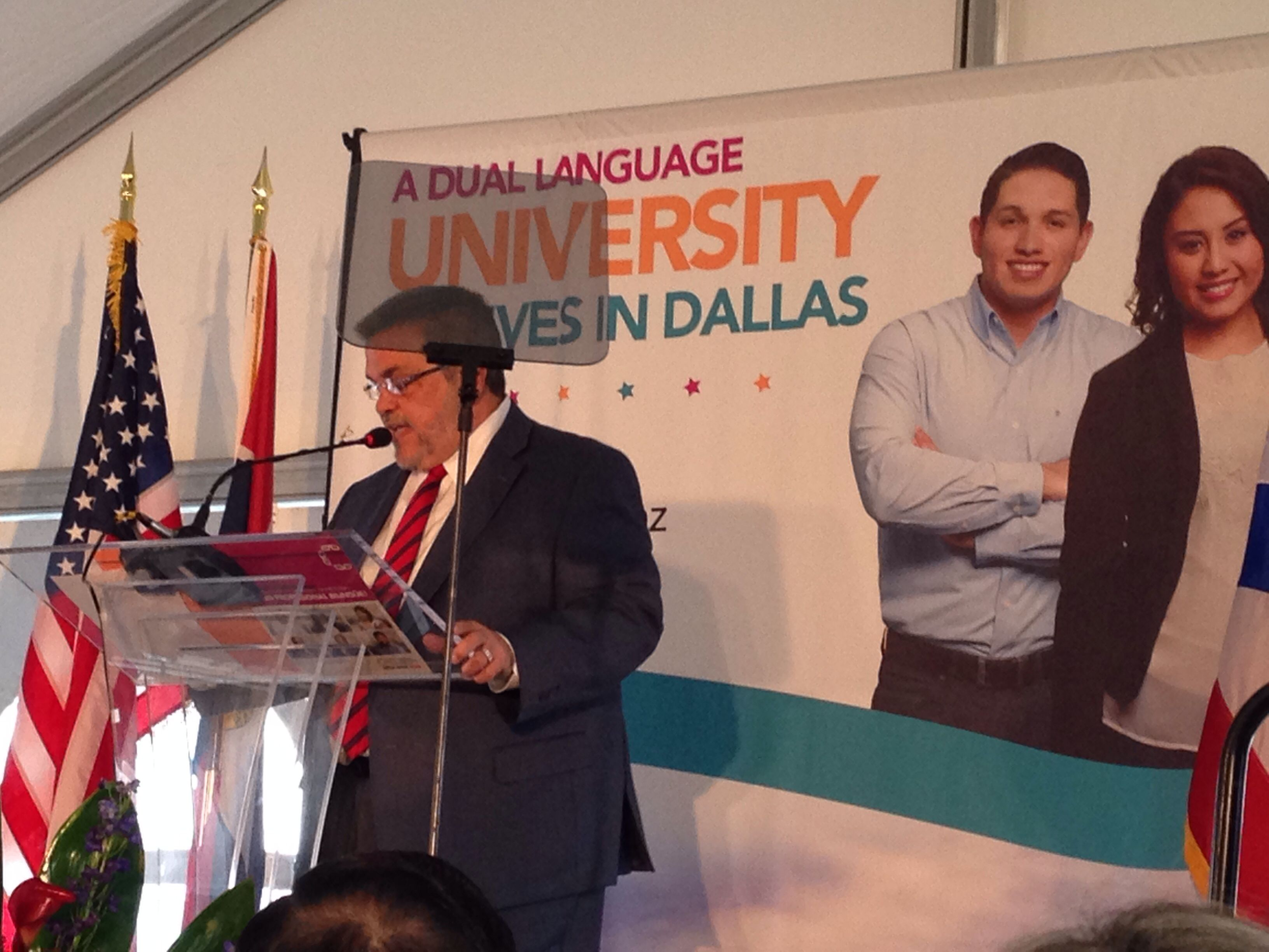 Ana G Méndez University System Opens A New Campus In Dallas