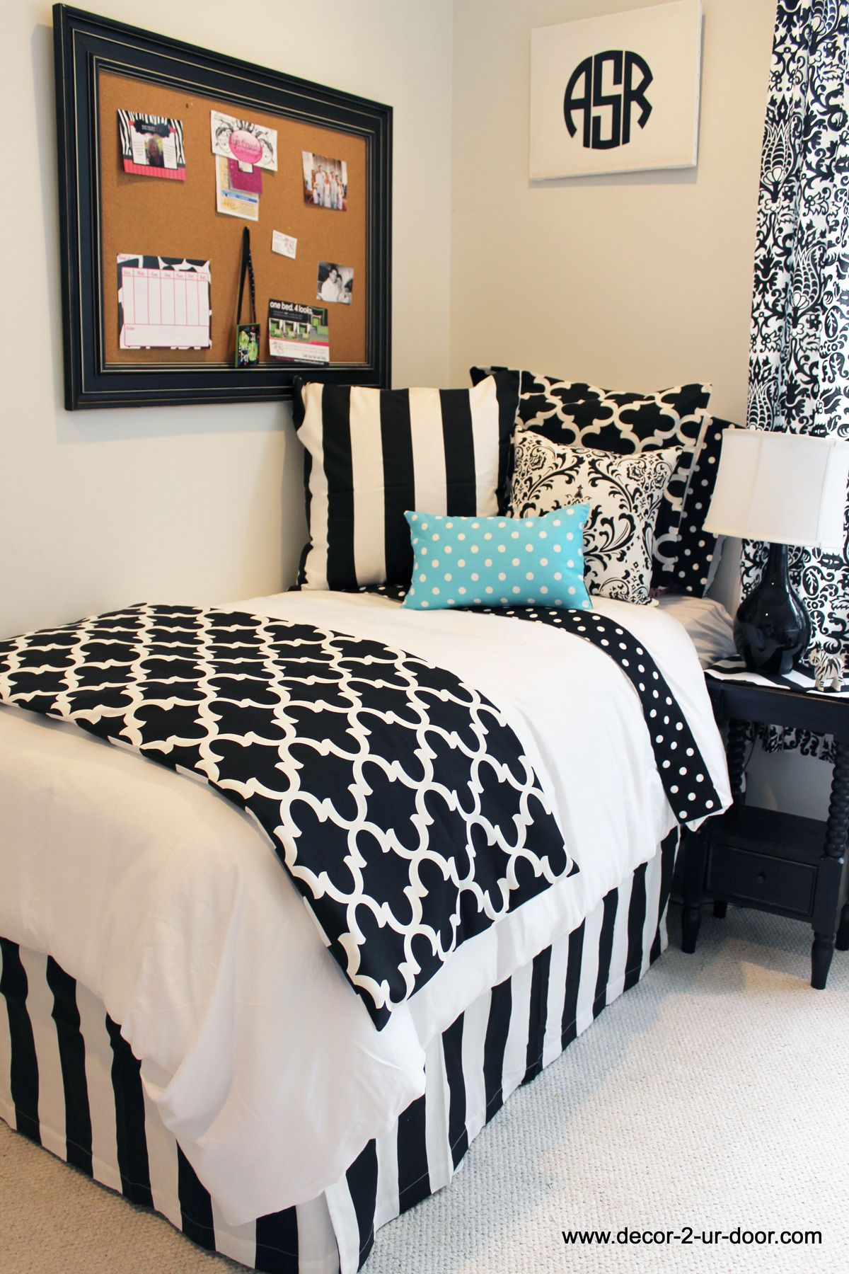Inspiration Gallery for Bedroom Decor  Bedding  Dorm Room Teen Girl Apartment and Home