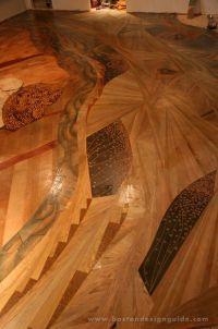 Flooring - beautiful unique hardwood floor | Design Wood ...