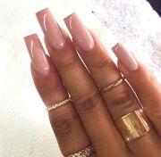 killer square nails design
