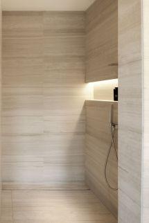 Armani Hotel Milano Bathrooms In Silk Georgette Stone