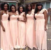 Pix For > Dark Blush Bridesmaid Dresses   Blush Weddings ...