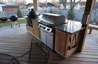 outdoor kitchen grills weber | screen porch | Pinterest ...