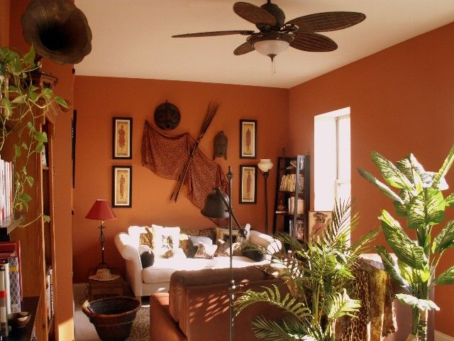 African Style Decorating Afrocentric Pinterest Salons
