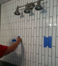 How To Drill Into Tile Backsplash | Tile Design Ideas