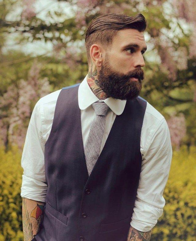 14 Rockin Rockabilly Hairstyles For Men Männer