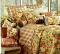 Country+Bedding+Collections | GREEN, BLUE and PEACH FRENCH ...