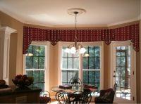 Window Treatments for a Bow Window | Window Treatments ...