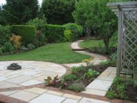 parking strip slope landscaping - Google Search ...