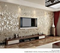 Classic Interior Design Wallpapers | Faux Stone Wallpaper ...