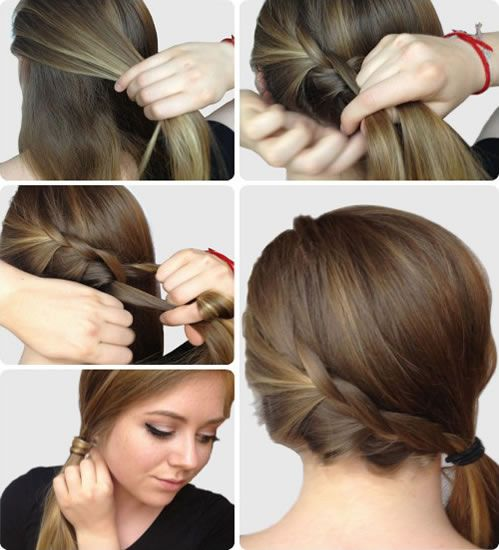 Top Eight Quick And Easy HairStyles For College Girls Karly