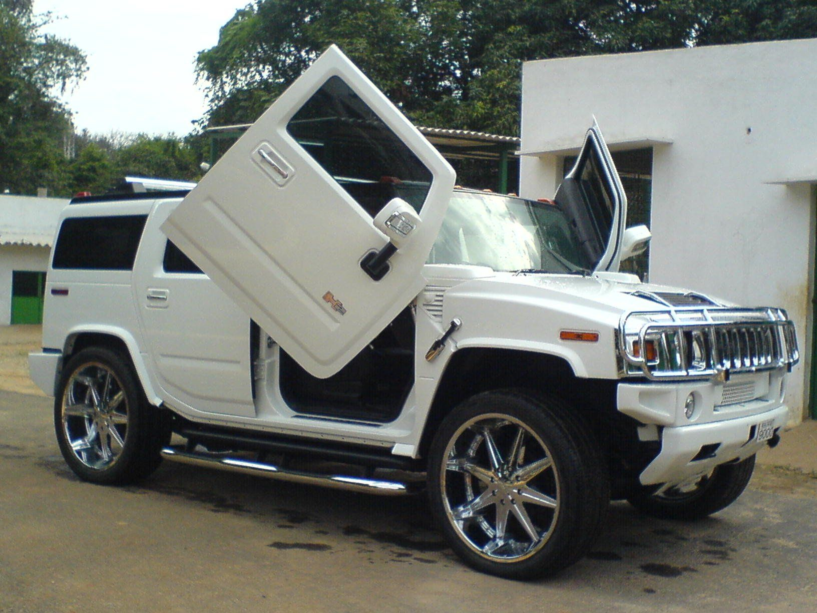 Hummer H2 Car Wallpaper HD Wallpaper Hummer Pinterest