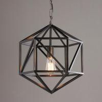 Prism Cage Pendant Light