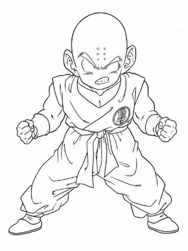Imagenes Dragon Ball Z Para Colorear Archivos