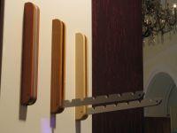 Fold hook | homes | Pinterest | Coat hanger, Clothes racks ...