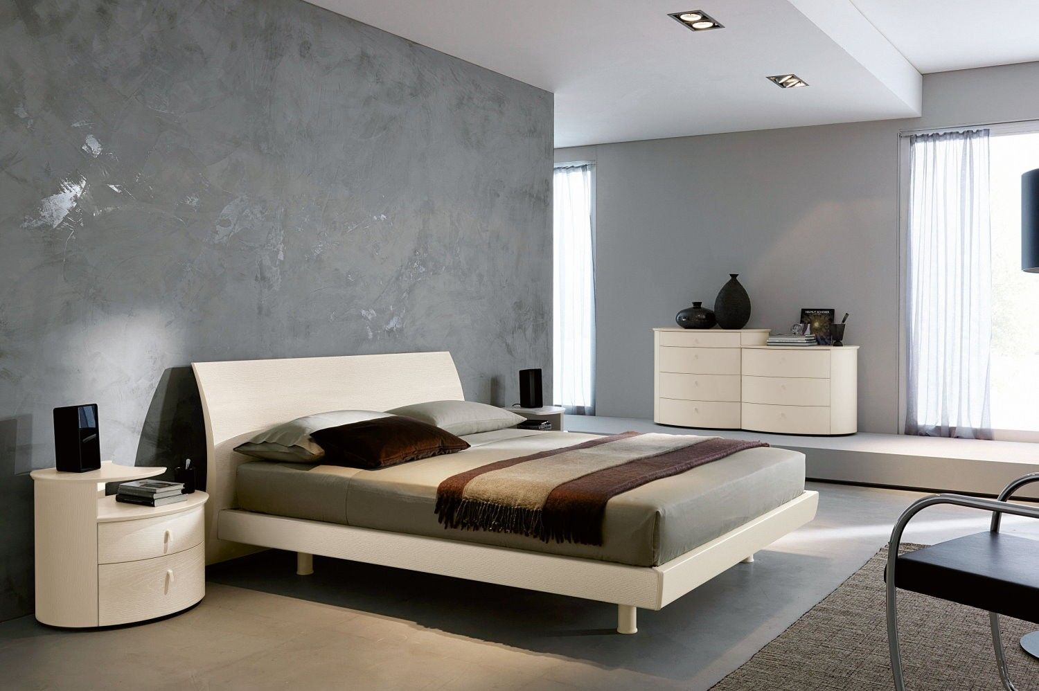 Arredamento Camera da Letto 24  NAPOLIT  Zona Notte Napol  Pinterest  Bedrooms and Walls