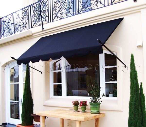 Decorative Window Awnings for Home