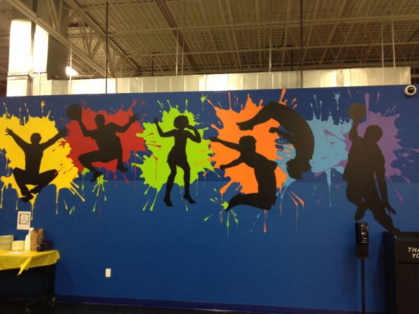 Mural And School Wall Ideas Murals