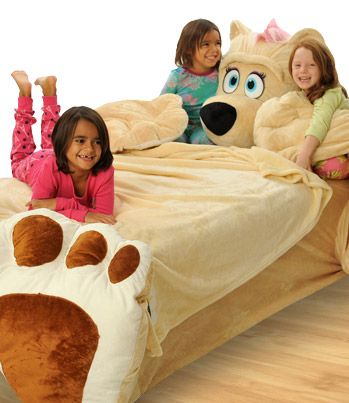 Incredibeds This Is So Cute It Goes Over A Twin Mattress
