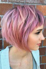 adorable short layered haircuts