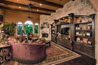READ ABOUT Tuscan Mediterranean decor ideas for decorating