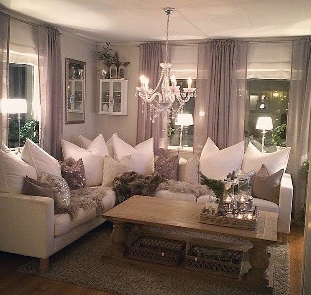 100 Cozy Living Room Ideas for Small Apartment  Cozy