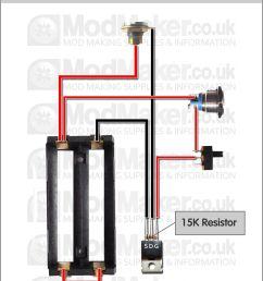 mod wiring diagram circuit connection diagram u2022 guitar wiring mods at peter green mod wiring [ 1000 x 1357 Pixel ]