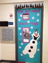 Olaf Classroom Door Decorations