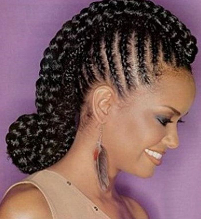 Different Braid Hairstyles For Black Women Wowhairstyle