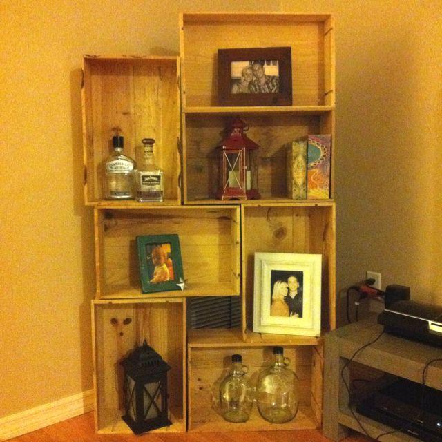 Best 25 Wine Crate Decor Ideas On Pinterest Wine Crate