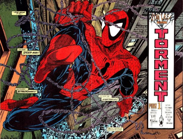 Spider Man Issue 1 1990 Todd Mcfarlane Comic Book Artists