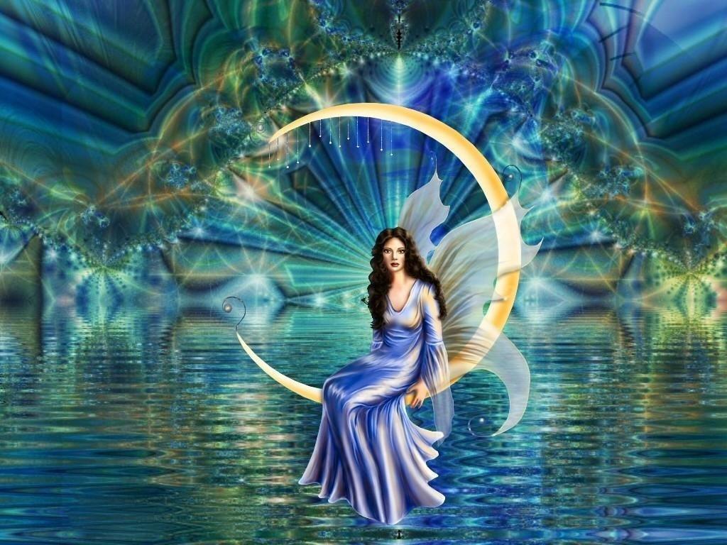 fairies |  mythical creature? (fairies, goblins, witches