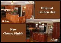 restaining kitchen cabinets | Kitchen Cabinet | Carrie ...