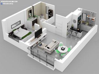 Planos Casa Por Dentro