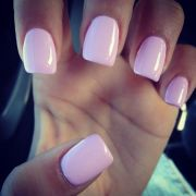 solid color nails ideas