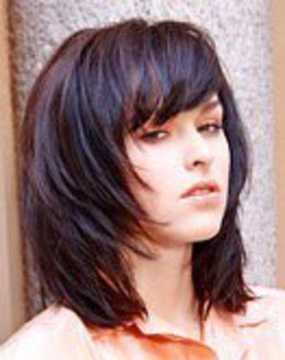 Frisuren Halblang Gestuft Neueste Frisurentrends In 2015 Das