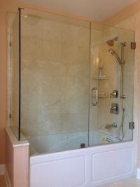 Frameless Bathtub Enclosure | Glass Tub Enclosures ...