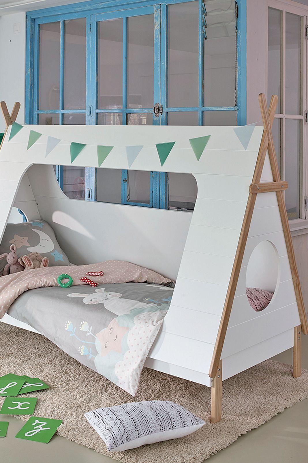 Lit Tipi Bed Alinea Slaapkamer Pinterest Tipi Lights And Kids Rooms