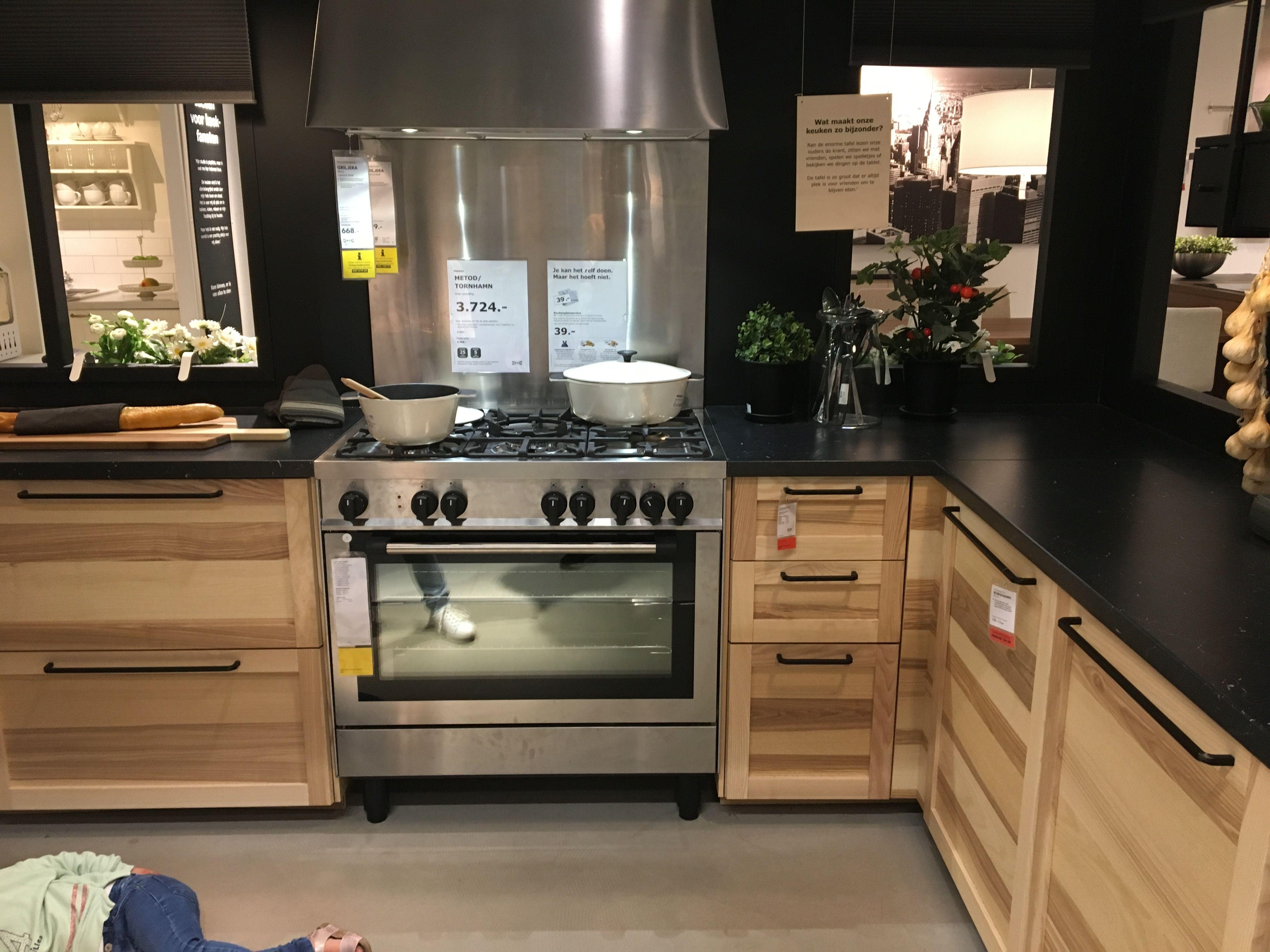 Torhamn kitchen Ikea Haarlem  keuken  Pinterest  Cocinas