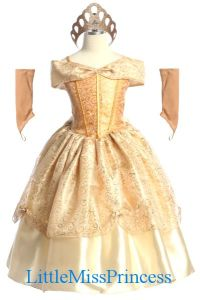 princess+dresses+for+toddlers | Gold Duchess Princess ...