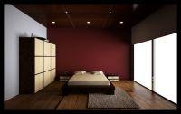 Minimalist Zen bedroom furniture and design Decorative ...